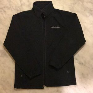 Small black Colombian zip up jacket